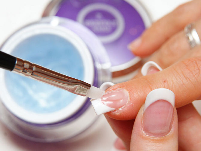 What to use for gel nails
